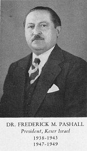 Frederick Pashall